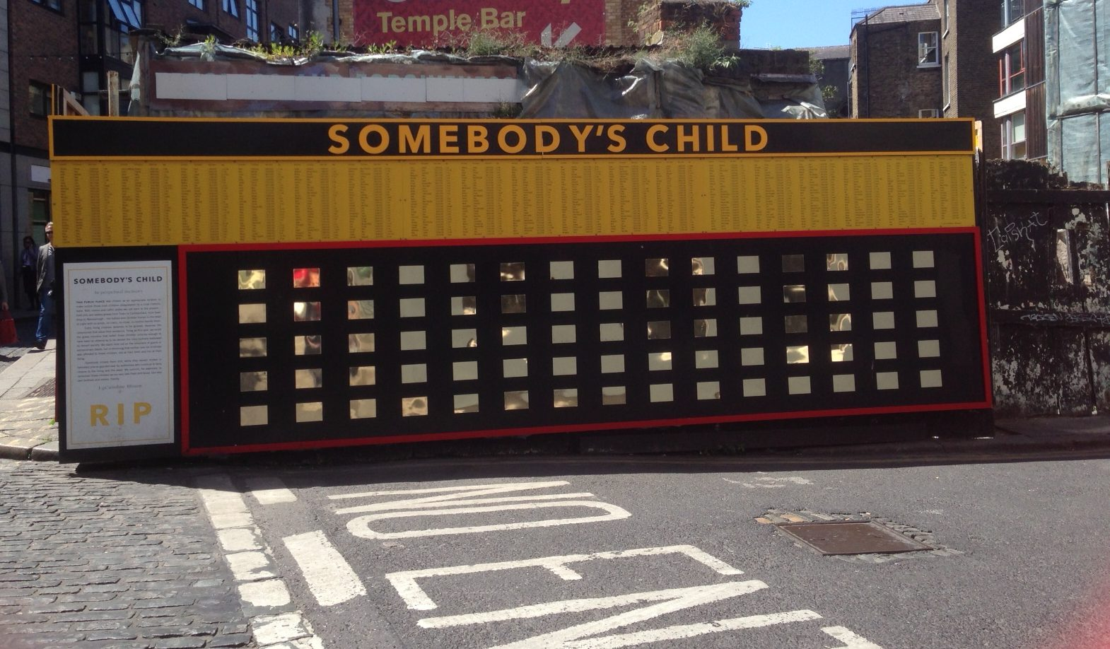 Somebody's Child, Dublin; Foto: Berit Austveg