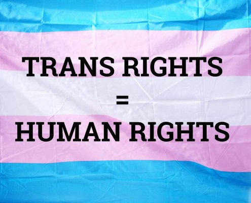IPPF - Trans Rights Are Human Rights