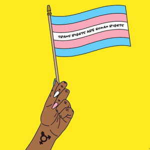 IPPF - Trans Rights Are Human Rights.